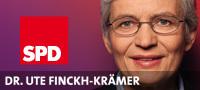 Banner: Dr. Ute Finckh-Krämer