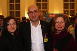 Dilek Kolat, Rolf Wiegand, Ulrike Neumann