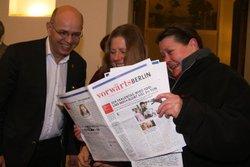 Rolf Wiegand, Ulrike Neumann, Ulla Büntjen