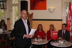 Kandidat für das Abgeordnetenhaus Rolf Wiegand